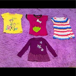 Girls Cute Tops All For One Price ~ 4